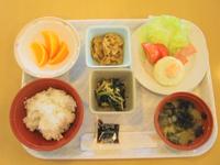 1600kcal制限食(朝食)