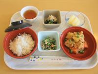 1600kcal制限食(昼食)