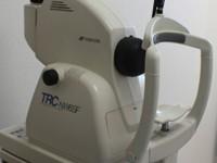 眼底検査機器